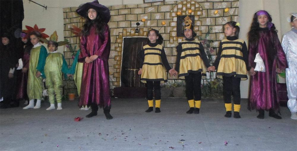 مسرحيةسر مملكة النحل