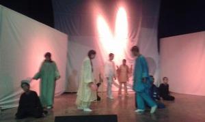 نيابة زاكورة تنظم المهرجان الإقليمي الخامس للمسرح المدرسي
