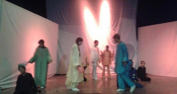 نيابة زاكورة :تنظم المهرجان الإقليمي الخامس للمسرح المدرسي