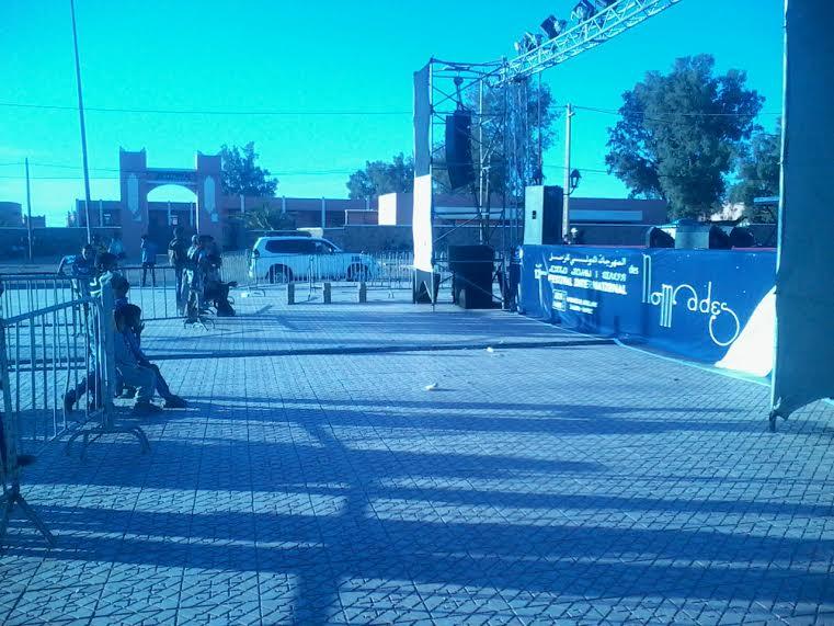 Festival des namodes Mhamid Elghizlane