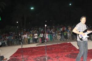 إختتام فعاليات الملتقى الأول لشباب والثقافة الشعبية بدرعة -1