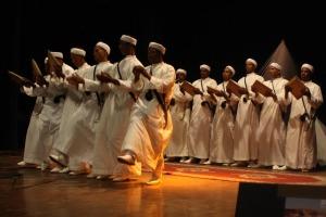 إختتام فعاليات الملتقى الأول لشباب والثقافة الشعبية بدرعة -2