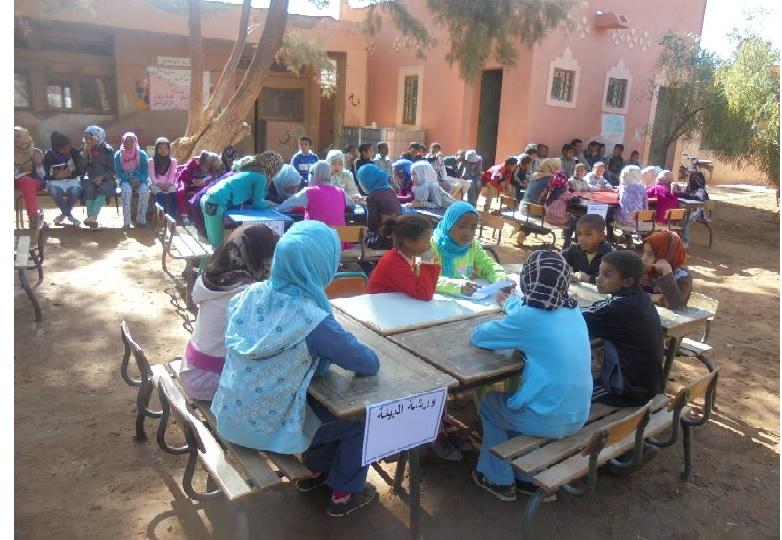 احتفال مجموعة مدارس بني سمكين -1
