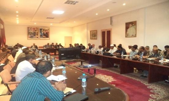 اختتام اللقاءات الإقليمية حول تقاسم وإغناء التدابيرذات الأولوية مع المجالس المنتخبة نيابة زاكورة