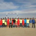 اختتام دوري كرة القدم المصغرة بثانوية تغبالت