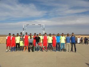 اختتام دوري كرة القدم المصغرة بثانوية تغبالت-4