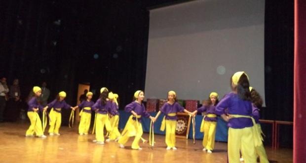 اختتام فعاليات المهرجان الجهوي  للمسرح المدرسي 3