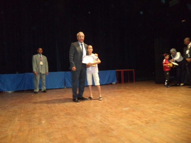 اختتام فعاليات المهرجان الجهوي  للمسرح المدرسي
