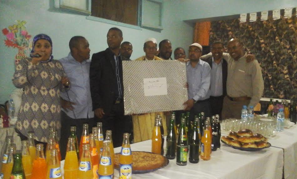 المجتمع المدني يكرم المدير السابق لدار الشباب أكدز