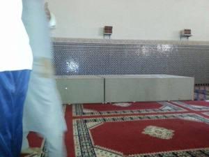 تشييع ضحايا فاجعة طانطان-