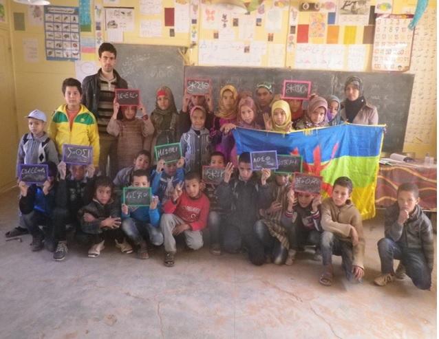 جمعية إمناين للتنمية بأسكجور تنظم أنشطة ثقافية و رياضية 1