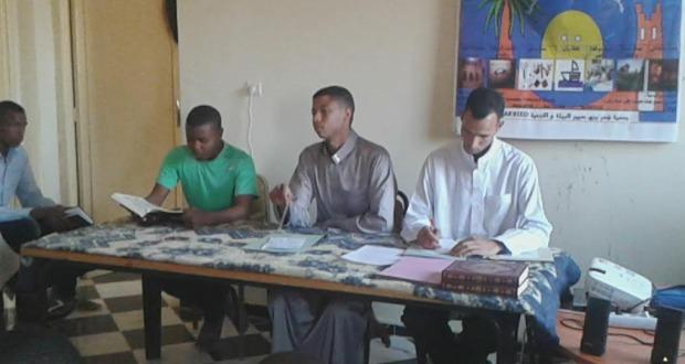 جمعية قصر بني صبيح للبيئة والتنمية بتاكونيت تختتم أياما ثقافية