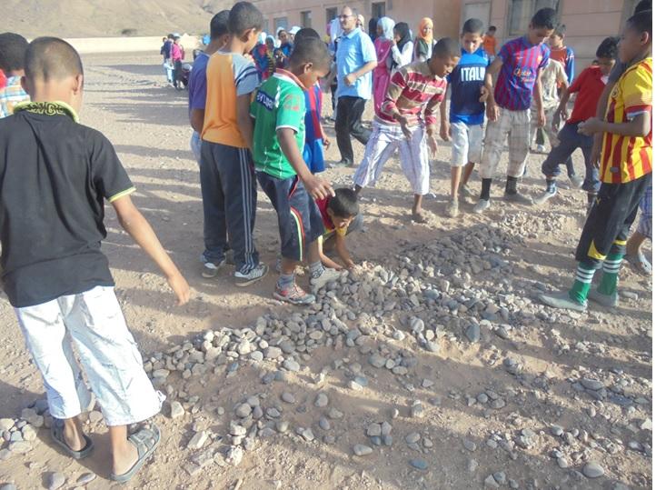 احتفال مجموعة مدارس بني سمكين  بالأسبوع الوطني للصحة  المدرسية 2