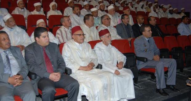 المجلس العلمي المحلي بزاكورة ينظم لقاء علميا -2