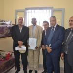 توزيع أثاث الداخليات هبة مجلس جهة سوس ماسة درعة لنيابة زاكورة