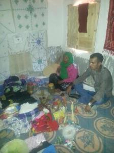 جمعية نساء أولاد عثمان تخلق الحدث في معرض للمنتوجات المحلية-1