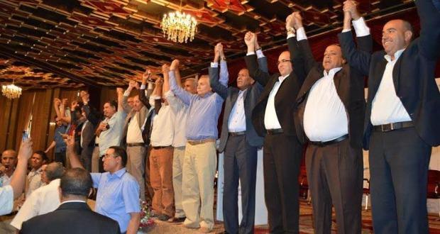 حزب التقدم و الاشتراكية يلتقي مناضليه بورزازات