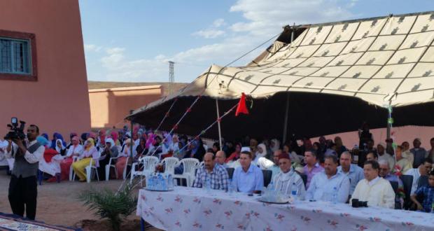 حفل تتويج فريق مؤسسة الرعاية الاجتماعية دار الطالبة بتازارين 9