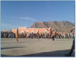 دار الشباب أولاد يحيى لكراير تحتضن دوري المحبة لكرة القدم المصغرة -1