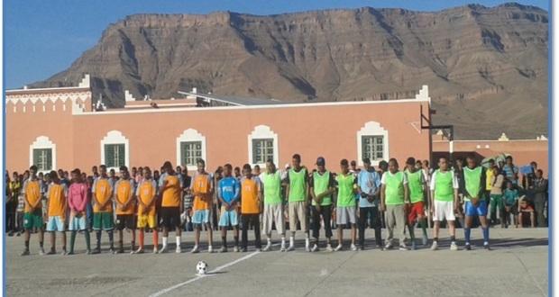 دار الشباب أولاد يحيى لكراير تحتضن دوري المحبة لكرة القدم المصغرة
