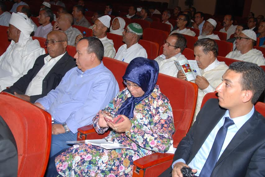عمالة اقليم زاكورة تخلد الذكرى العاشرة لانطلاق المبادرة الوطنية للتنمية البشرية -2
