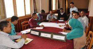 زاكـــورة: فعاليات المجتمع المدني والمؤسسات تعمل معا على بحث مسألة الموارد المائية بالوسط الواحي