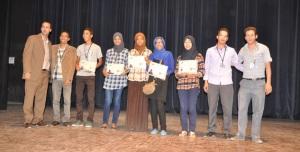 مسابقة مواهب التلاميذ باللغة الإنجليزية في زاكورة في نسختها الأولى 3