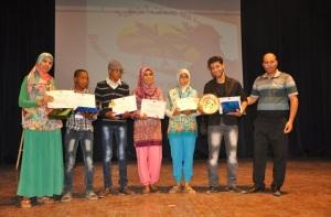 مسابقة مواهب التلاميذ باللغة الإنجليزية في زاكورة في نسختها الأولى 4