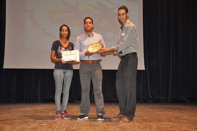 مسابقة مواهب التلاميذ باللغة الإنجليزية في زاكورة في نسختها الأولى 6