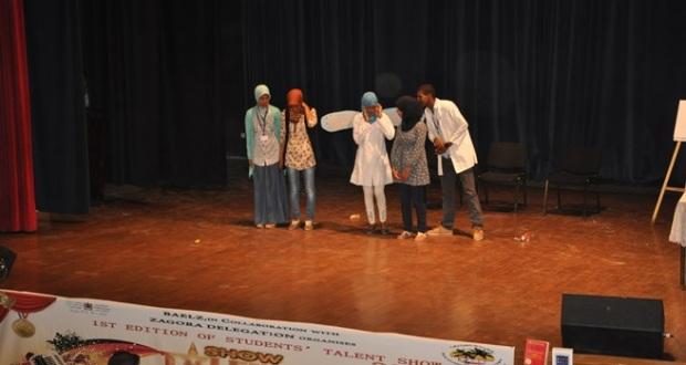 مسابقة مواهب التلاميذ باللغة الإنجليزية في زاكورة في نسختها الأولى 7
