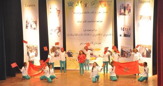 نظمت الجمعية النسائية للتنمية و التضامن بتنسيق مع الجمعيات الخيرية-2