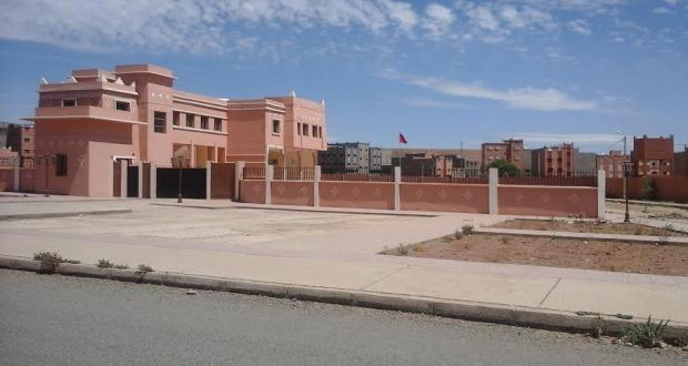 مقر الوقاية المدنية