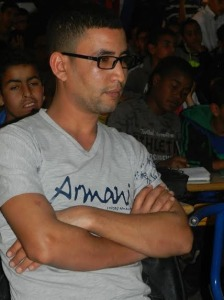 Ahmed El ghazi