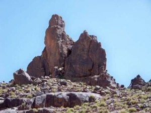 جبل بوكافر معلمة تاريخية وسياحية رسمت فوقه ملامح بطولية خالدة-2