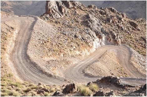 جبل بوكافر معلمة تاريخية وسياحية رسمت فوقه ملامح بطولية خالدة-3