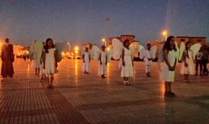 جمعية كشافة المغرب ومؤسسة القبس -3