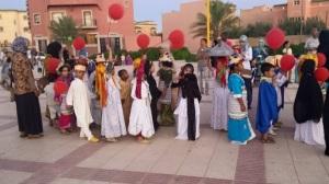 جمعية كشافة المغرب ومؤسسة القبس -5