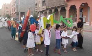 جمعية كشافة المغرب ومؤسسة القبس -6