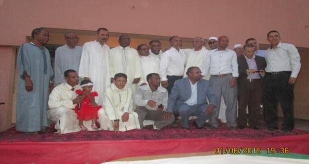 حفل تكريم للسيد مدير ثانوية سيدي صالح – تاكونيت -3