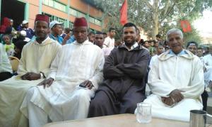 مسابقة في تجويد القرآن