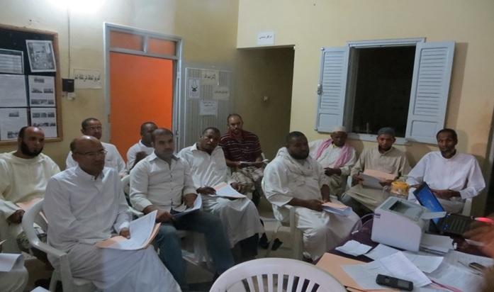 ميلاد كتابة اقليمية لجمعية الفضاء المغربي للمهنيين بزاكورة 1