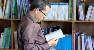 ميمون أم العيد في قراءة لكتاب أوراق بوكافر السرية على قناة تمازيغت