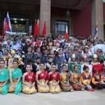 فعاليات الدورة التاسعة للمهرجان الدولي التاسع لفلكلور الطفل بسلا