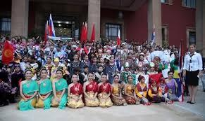 المهرجان الدولي التاسع لفلكلور الطفل