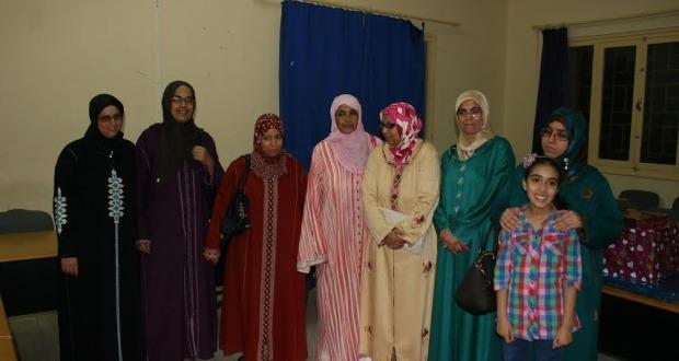 حفل تكريم المتقاعدين العاملين بمقر نيابة التعليم  بزاكورة  -7