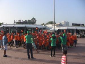 اختتام فعاليات المخيم الصيفي لجمعية التربية و التكوين و التنمية الاجتماعية-4