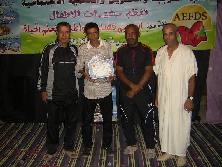 اختتام فعاليات المخيم الصيفي لجمعية التربية و التكوين و التنمية الاجتماعية-9