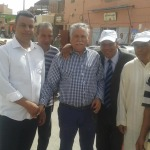 """""""بنعبد الله"""" يحل بتازارين في إطار الحملة الإنتخابية"""