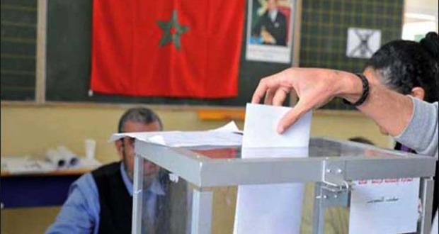 جماعة تمزموط: انطلاق عملية التصويت الخاصة بالغرف المهنية