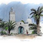 طلب مساعدة لبناء مسجد بحارة أقجي جماعة وقيادة بني زولي زاكورة